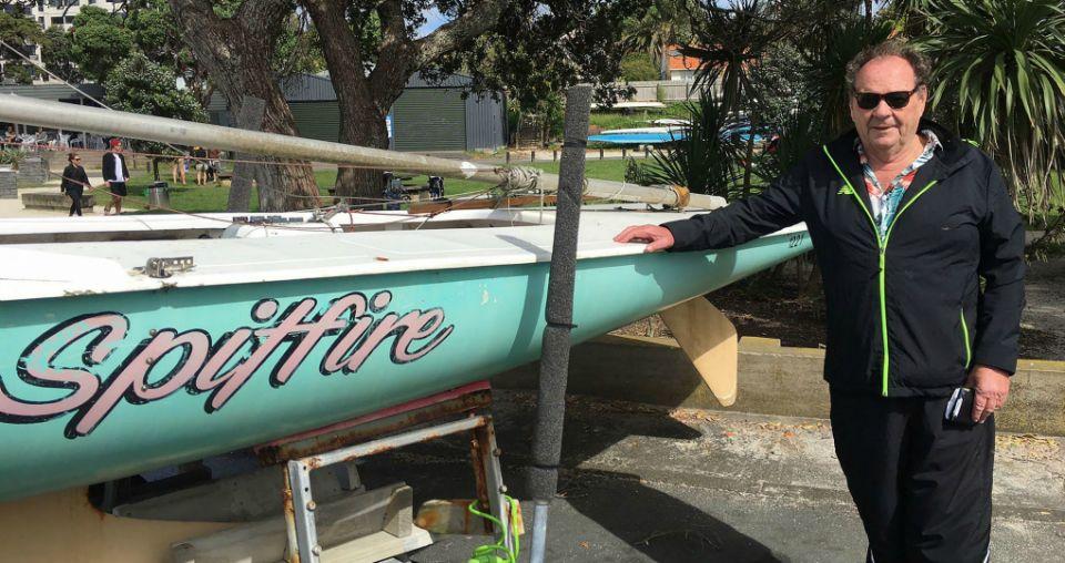 Boatie stumped by missing Spitfire