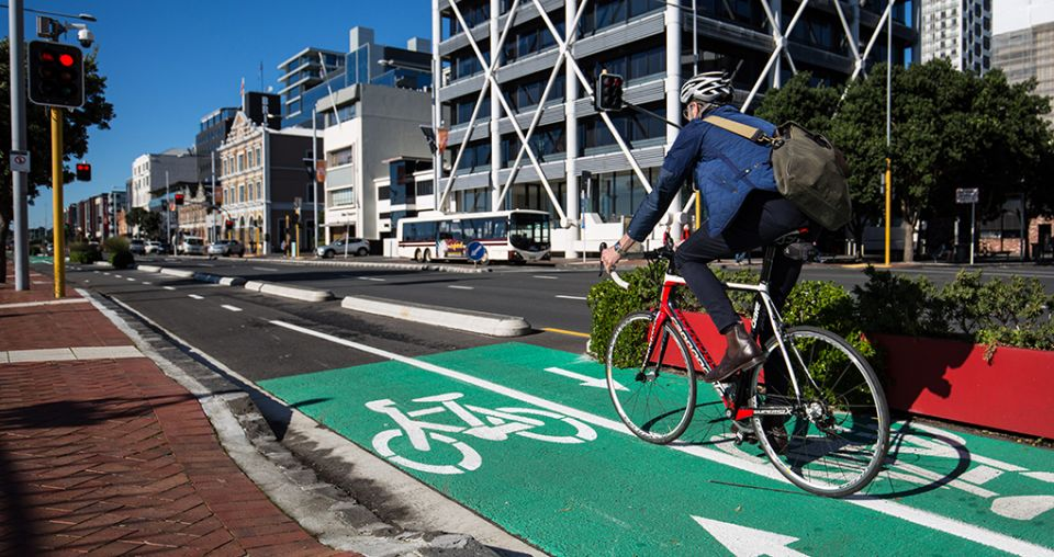 Wheels of change for commuting public