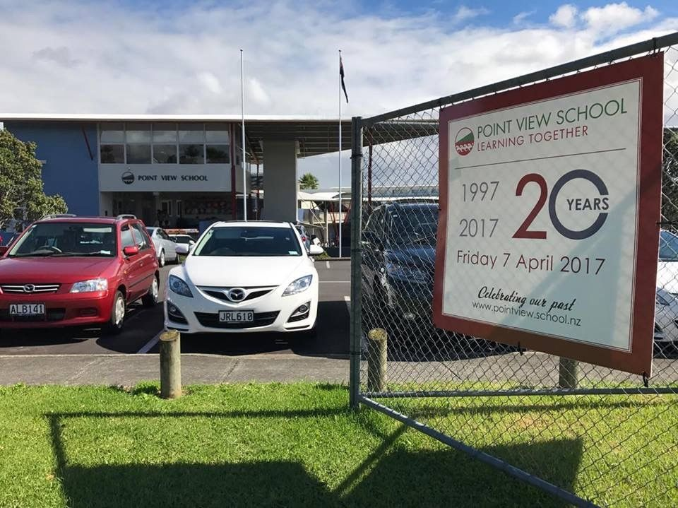 Point View School two decades on