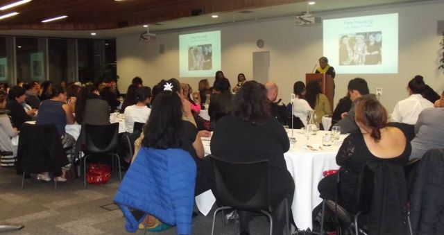 Pacific Island women encouraged to step up to leadership