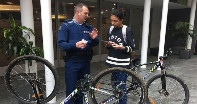 Bike thieves find rich pickings at universities