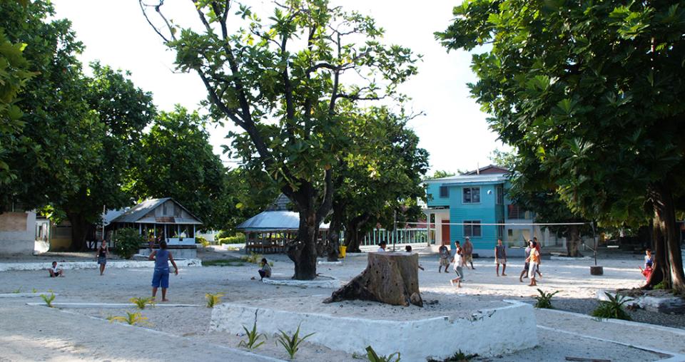 Island education buoyed by university partnership