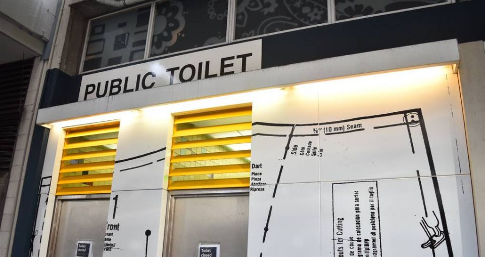 Putting public toilets on the map