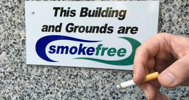 Smoke-free areas hazy for some in Auckland city