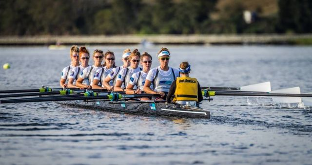 Rowing coach eyes Olympic medal