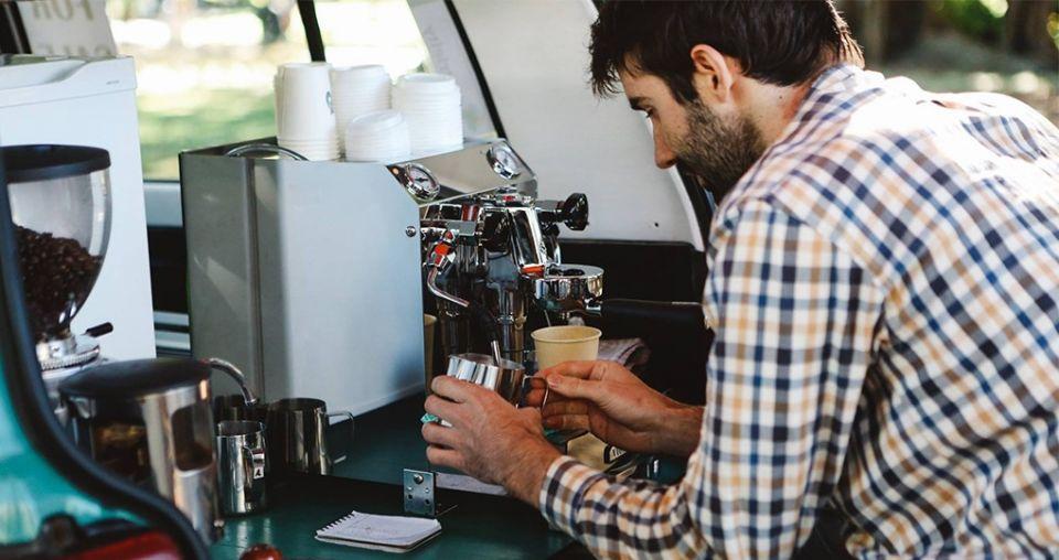 Express-o love: car boot coffee an eco hit