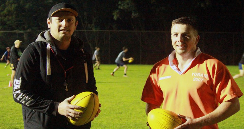 Shift of home base for Auckland Aussie Rules team