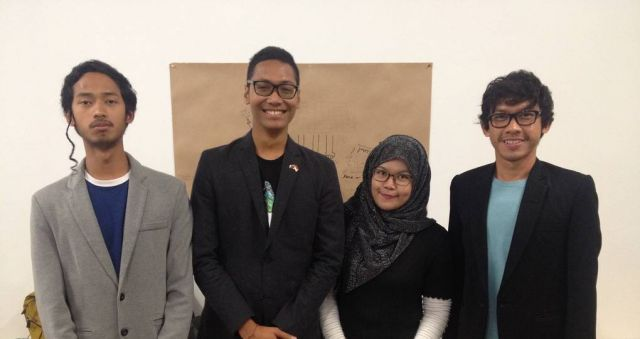 Indonesian students celebrate life in Auckland