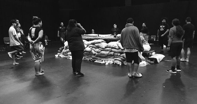 Mangere community uses performance to expose effects of climate change